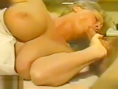 Classic Sexy mom fucking with young studs
