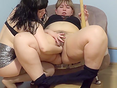 hard sex lesbian
