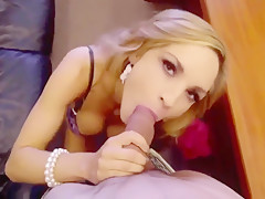 Lucky guy gets to fuck his hot roomate