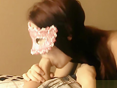Stepsister 69 Deepthroat! Brother gives Teen sister her first Huge Facial!