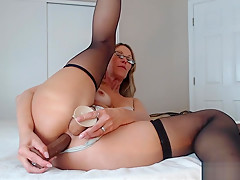 Hot Anal Gold Show With Milf Hot Wife Jess Ryan sexy tan lines