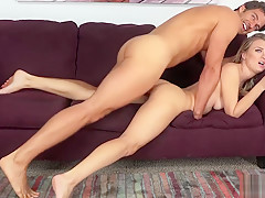 Natalia Starr Teases and Pleases While She gets Fucked Hard Live