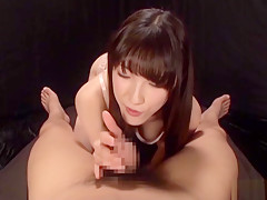Kanako Iioka passionately cock sucks