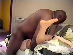 BLACK BREEDING WIFE WITH BLACK MASTER