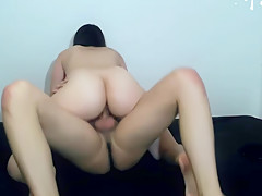 Sexy South American Amateur Teen Latina Sex and Facial Cumshot