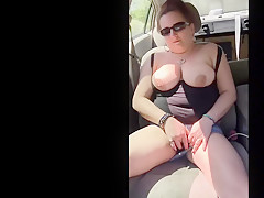Hot MILF and Hubby in the wild! Public play and flashing!! Verified couple!
