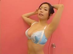 Hina Hanami incredible real asian model part5