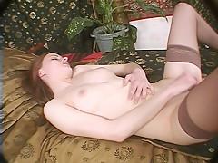 Plain Jane Nadysha until she undresses (clip)