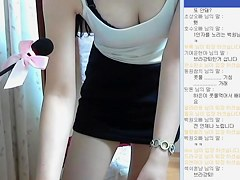 Korean girl super cute and perfect body show Webcam Vol.01