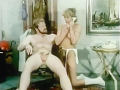 Horny Vintage Housewife Retro