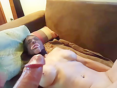 Fucking wife in the butt hole