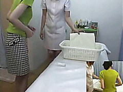 Japanese Massage Movie Scene