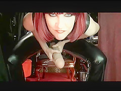 Mistress Has Got A Fat Monster Strap-On For You - ImLive