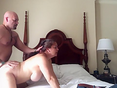Hot wife cowgirl up-