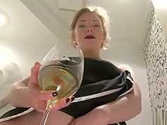 Horny porn clip Pissing exclusive fantastic just for you-