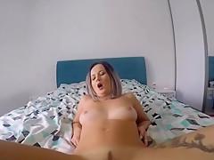 Farting as she sucks and fucks you