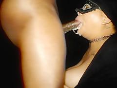 idk BBW Sloppy Gagging and ThroatFuck