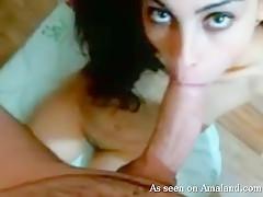 Indian Escort Sucking Big White Cock - TheGFNetwork