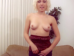 Beautiful Blonde Teen Lily Loves To Masturbate And Give Herself Pleasure