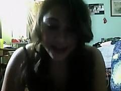Me doing a hot dance on webcam