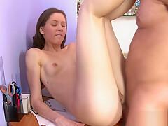 Beguiling whore gela enjoys a superb rear fuck