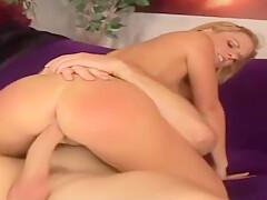 swedish girlfriend riding big dick