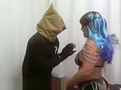 Dé bora Fantine - Sequestradora e o Escravo Sexual
