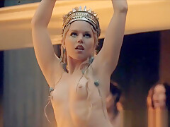 Variety Of Naughty Nude Celebrities From Spartacus Compilation