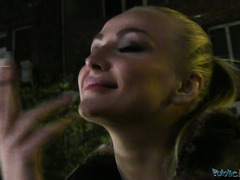 PublicAgent Movie Scene. Kayla