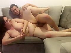 BBW wife fucked