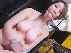 Chinese Model ShenDi - Bondage Shoot BTS (HC) 02-