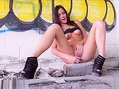 Crazy xxx scene Female Orgasm amateur best watch show-