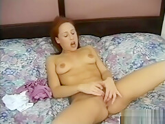 Blair Segal fingering her wet cunt