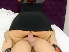 Plussize Dilara ve Atom (Turkish Booty)-