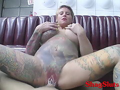 Mature Amateur With Massive Boobs Gets Fuck & Facial