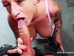 Filthy Fuck Date For Needy Milf Adrienne Dating With Adrienne Kiss And Bodo