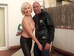 Voluptuous European Cougar On The Prowl For Wild Sex Action