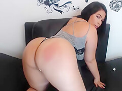 Lissa Tyler Pussy Shaved Doggy Sucking Fingers