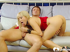 Busty Wife Wants A Good Hard Pounding