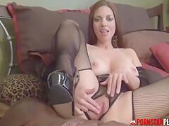 Busty Milf Mindi Mink Is Banging A Sex Doll