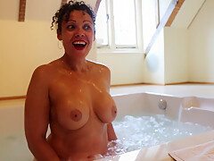 The Maid And The Jacuzzi