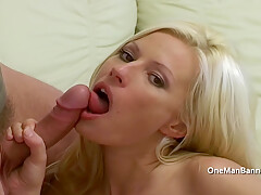 Watersports Blowjob With Michelle Thorne