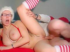 After Christmas Fucking Party