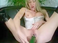 3 Gurken Orgasmus