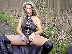 Kurzes Outdoor Video