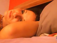 Im Schlaf gevogelt worden und das Gesicht vollgespritzt bekommen