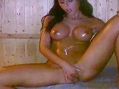 Heisse Sauna