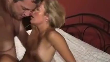 Wife having orgasm