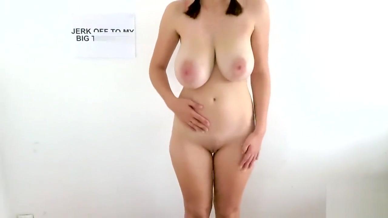 JOI - My Tits Bounce so hard my Bra Broke !