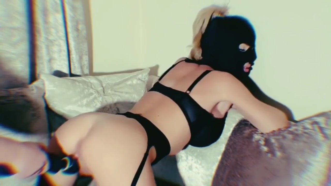 Hot hooded girl wants the best orgasm she ever had... over and over again!!